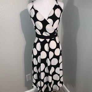Small merona polka dot dress